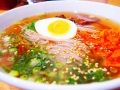 かすり箱付き韓国冷麺 8人前スープ付