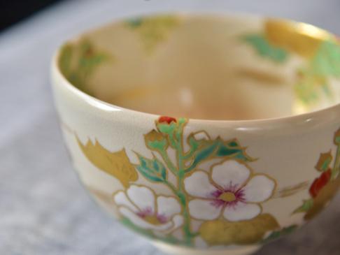 芙蓉画茶碗メイン