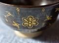 金彩花鳥瓔珞文茶碗メイン