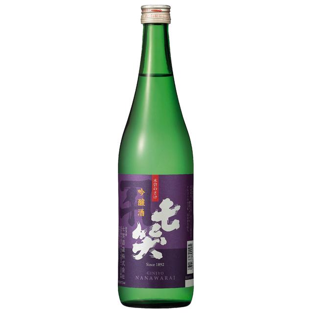 吟醸酒 720ml 七笑酒造(ワイングラスでおいしい日本酒アワード 2021 メイン部門 最高金賞受賞)