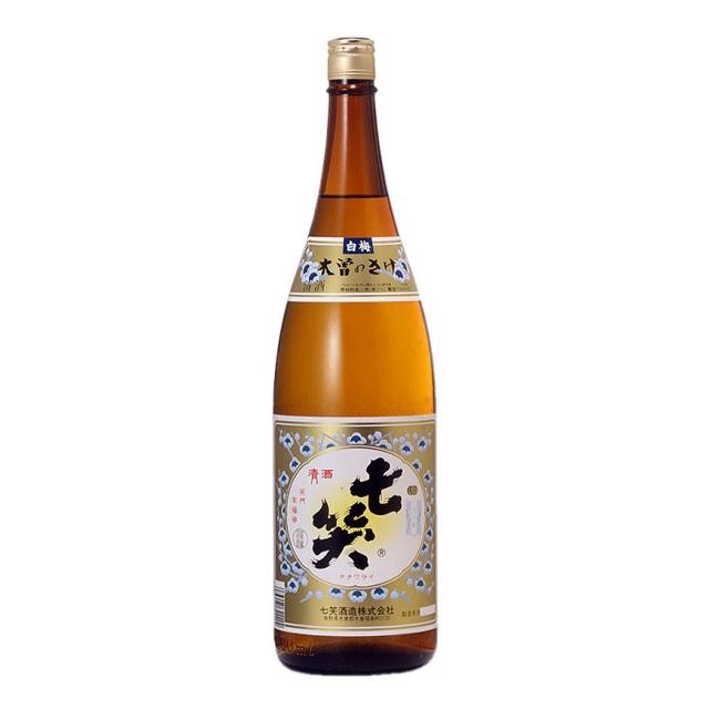 白梅1.8L 七笑酒造