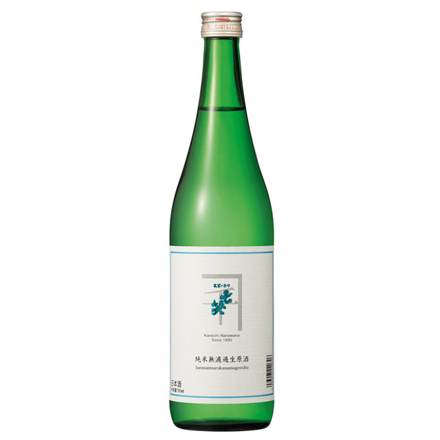 純米無ろ過生原酒 720ml
