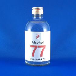 77 アルコール