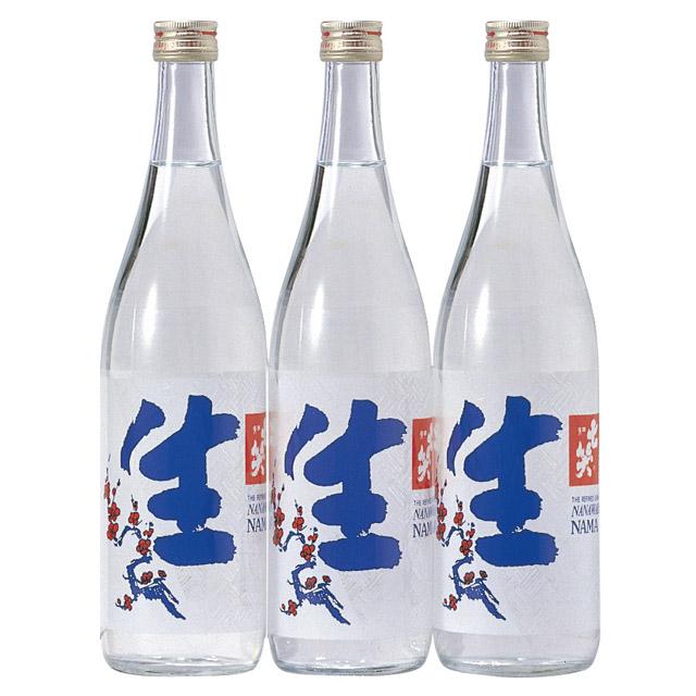 生酒3本セット 蔵元直送 七笑酒造