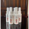 七笑アルコール77携帯スプレー30ml×5本(原料用アルコール) 代用アルコール ※沖縄へは配送不可