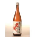 辛口純米酒1.8L 七笑酒造