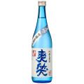 【5/2より発送開始】 爽笑 生原酒 七笑酒造