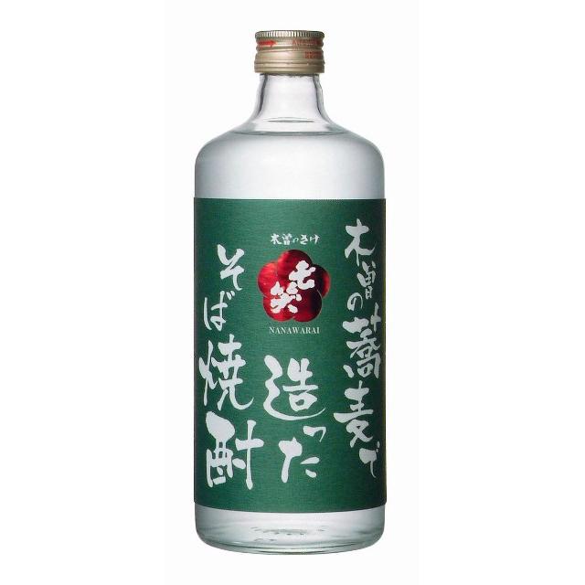 そば焼酎 七笑酒造