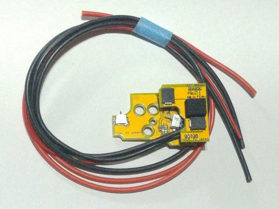 陽炎2型C M4系 Ver.2メカボックス後方配線用 電動ガン用電子トリガーハイパフォーマンスモデル