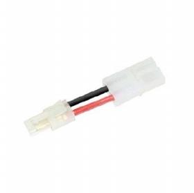 イーグルフォース製 変換コネクター(ミニ⇔ラージ)