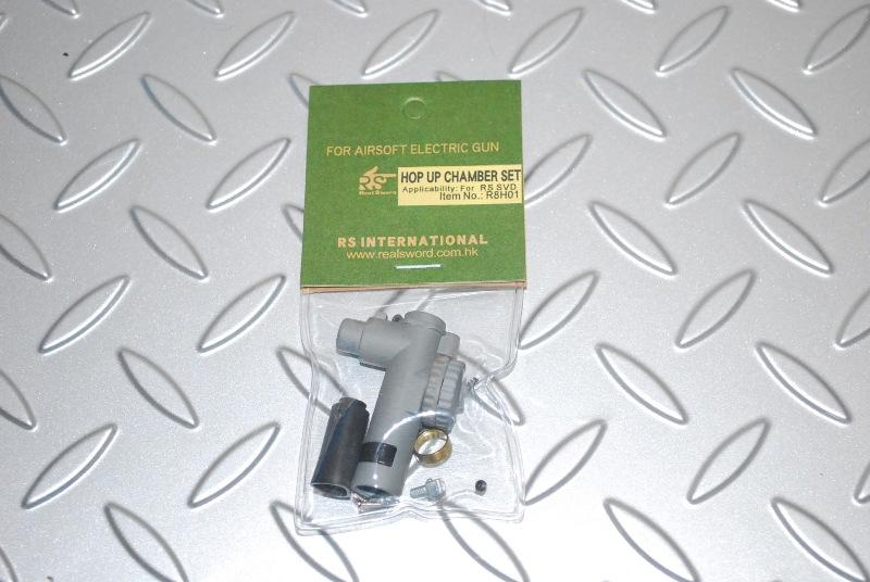 RSリアルソード 電動SVDドラグノフ用チャンバーセット