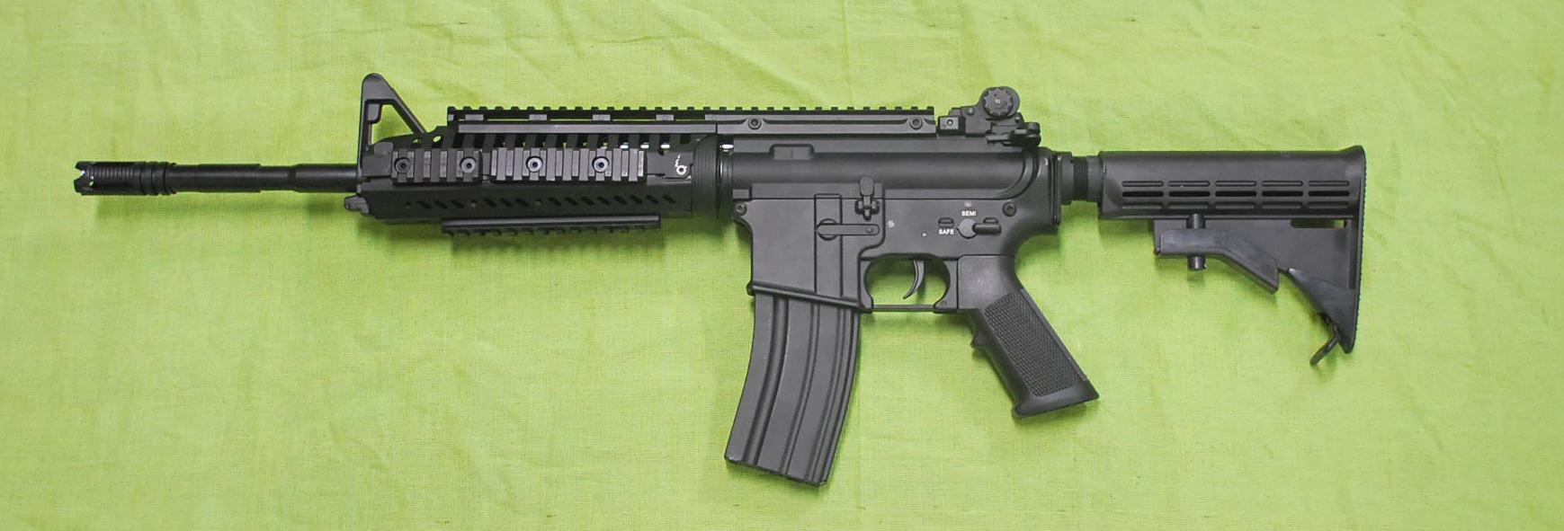 Dboy製 M4ボルターCASV