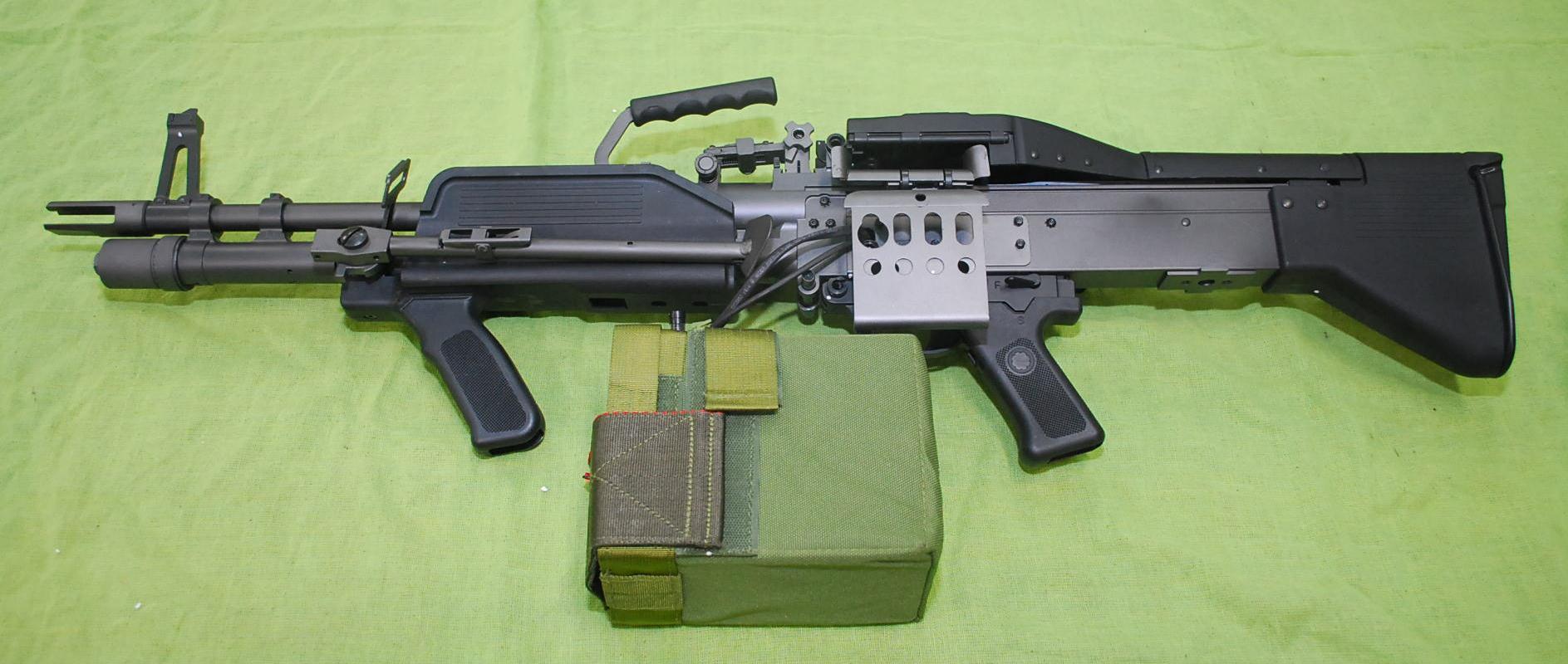 A&K 電動マシンガンM60 Mk43MOD0