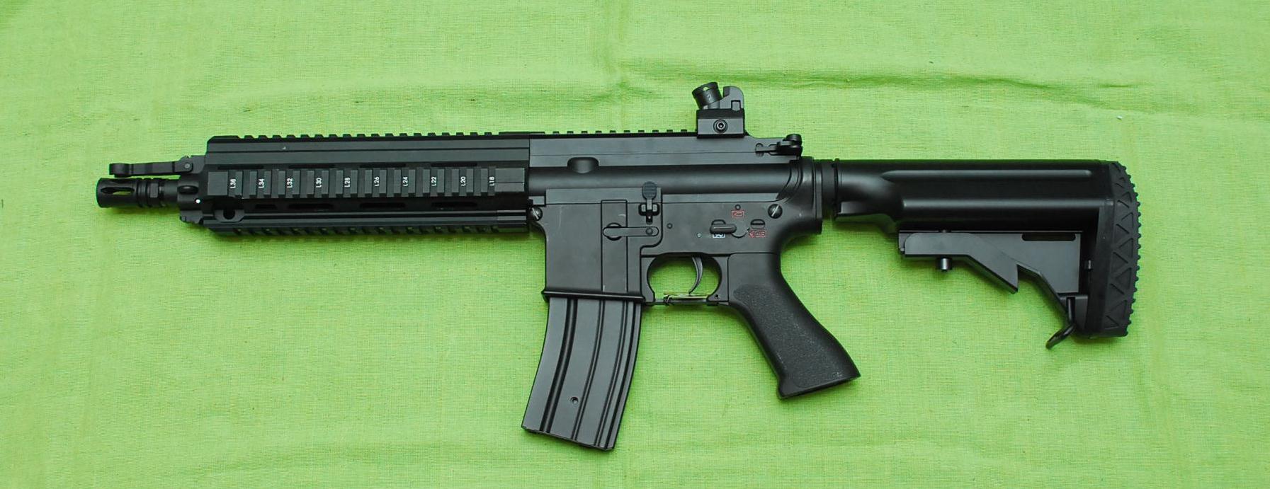JG(JingGong)製 HK416 FB6621