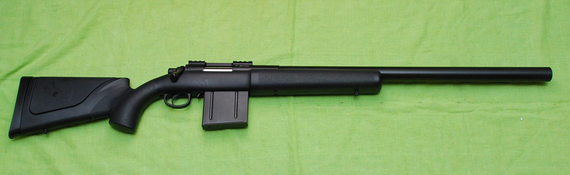 HAKKOTSU製 M40A3スタイル(M24A2風)エアコッキングガン