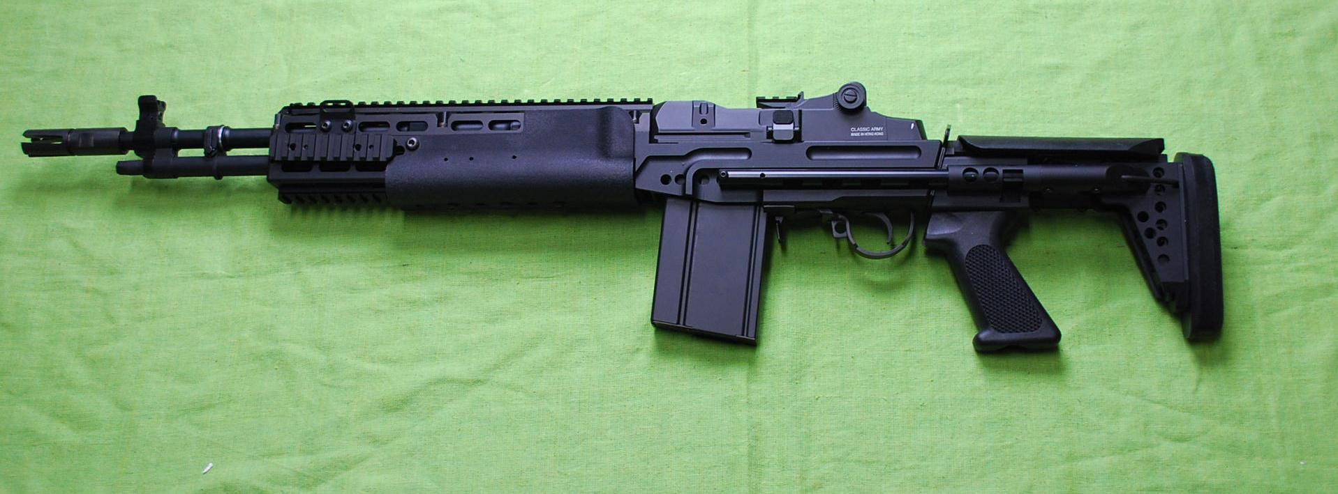 M14 EBR Enhanced Battle Rifle(Scout) S007M