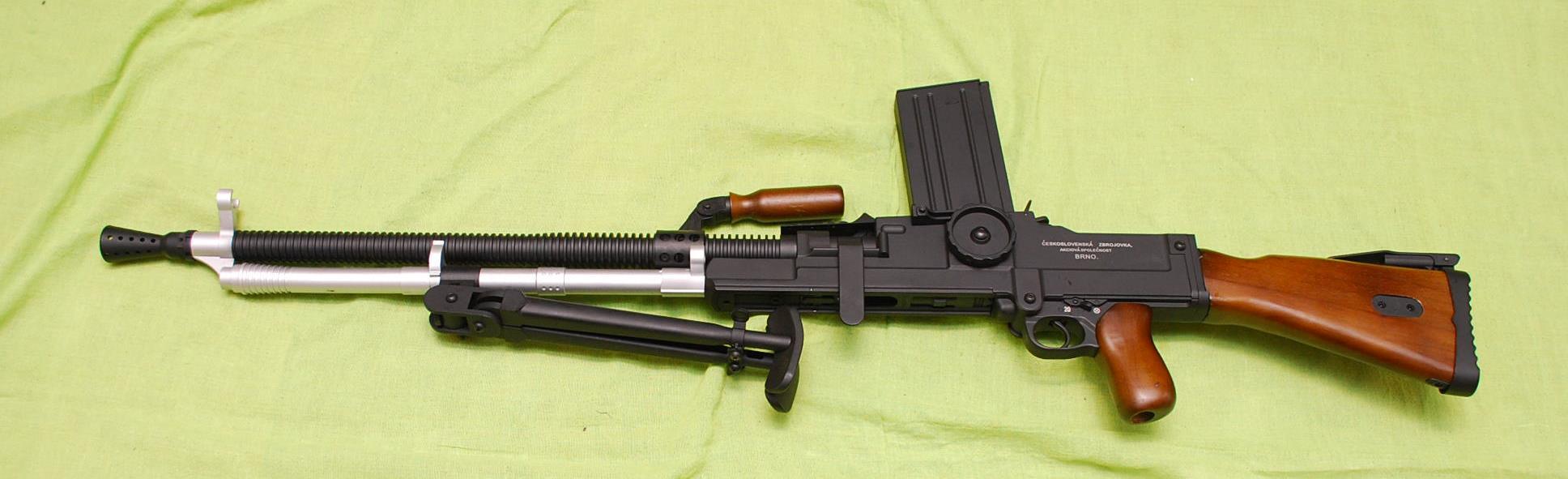 MYTH製 ブルーノZB26軽機関銃