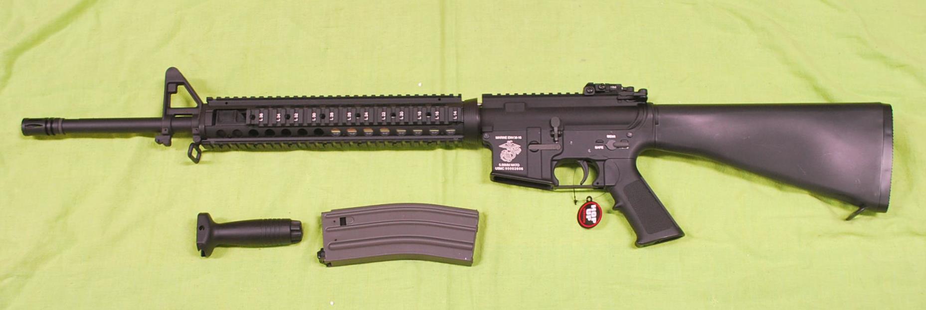 G&D M16A4 GTW MAX3 BK