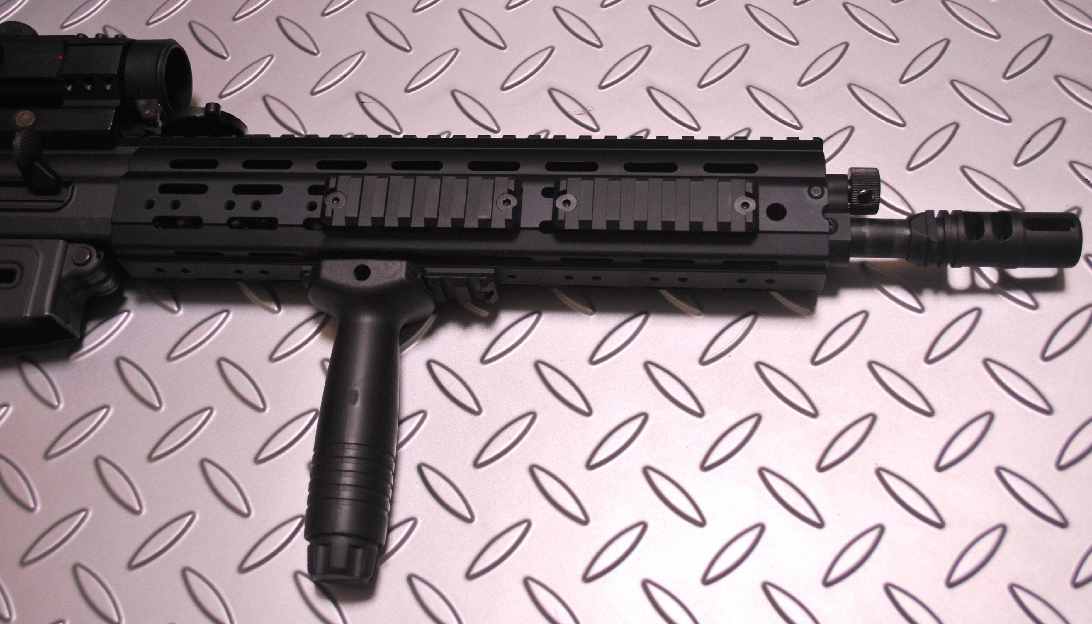 OTS 89式小銃用フラットレールシステム 89式用レールハンドガード電動用