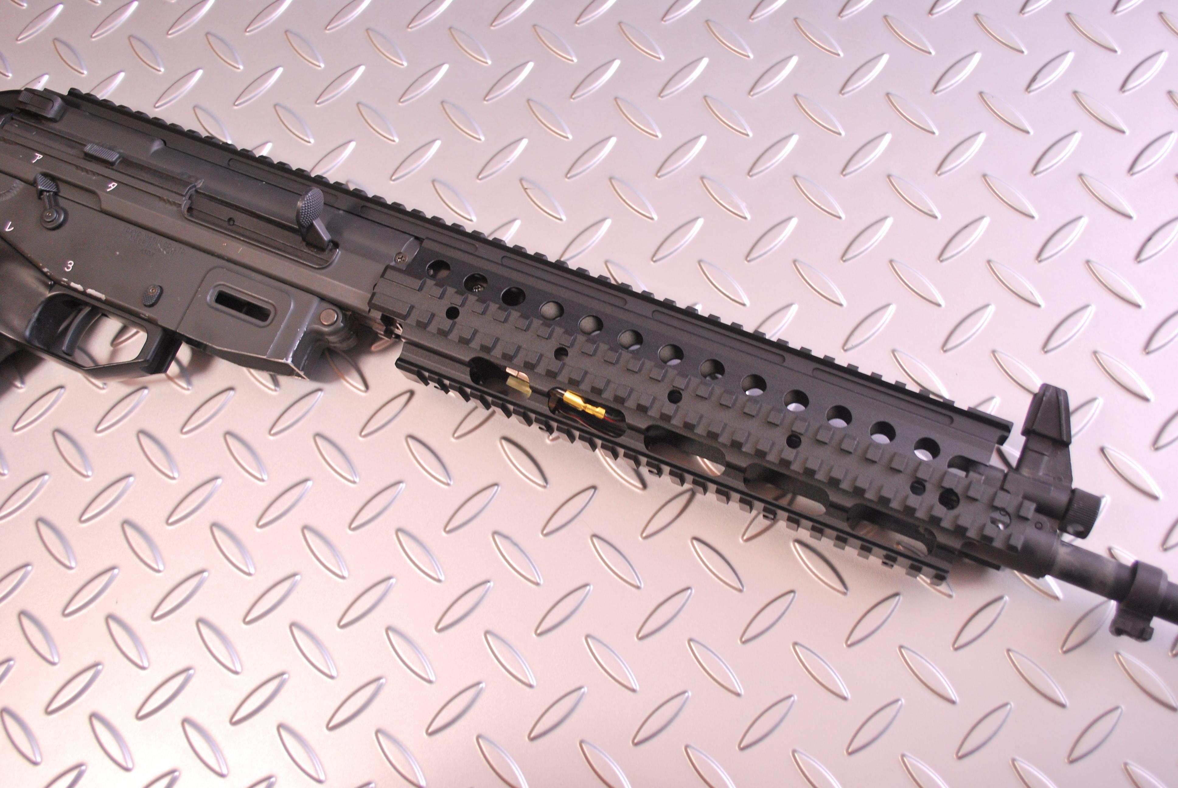 FLW 89式小銃用FRAS  89式用フラットレールアダプターシステム 電動用