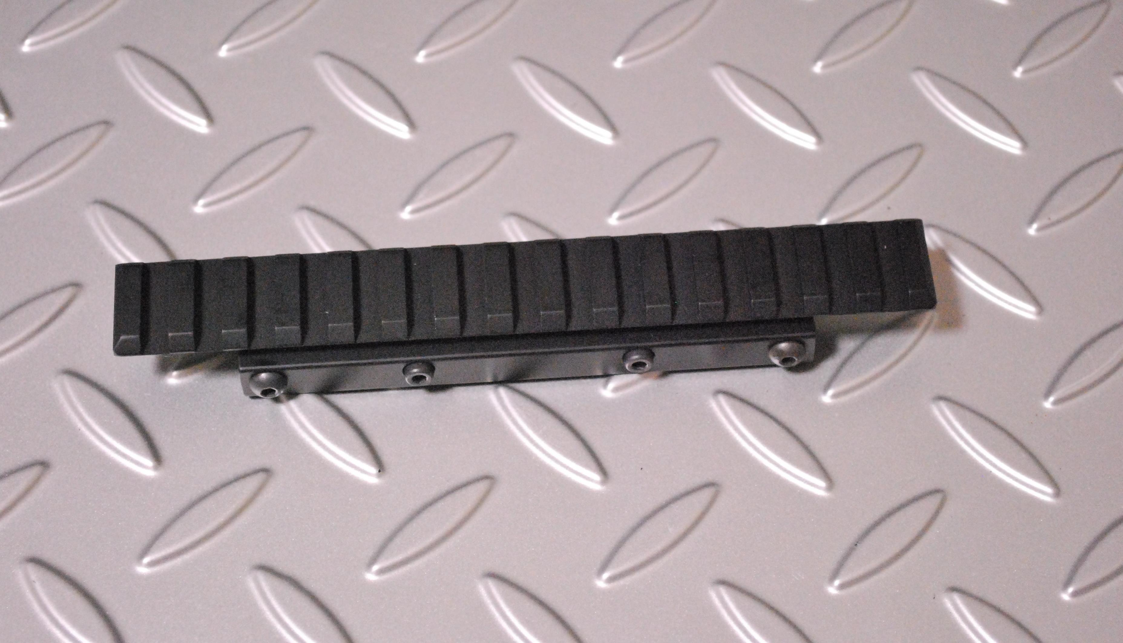 OTS 89式小銃用ロータイプマウントベース ガスブローバック89式対応