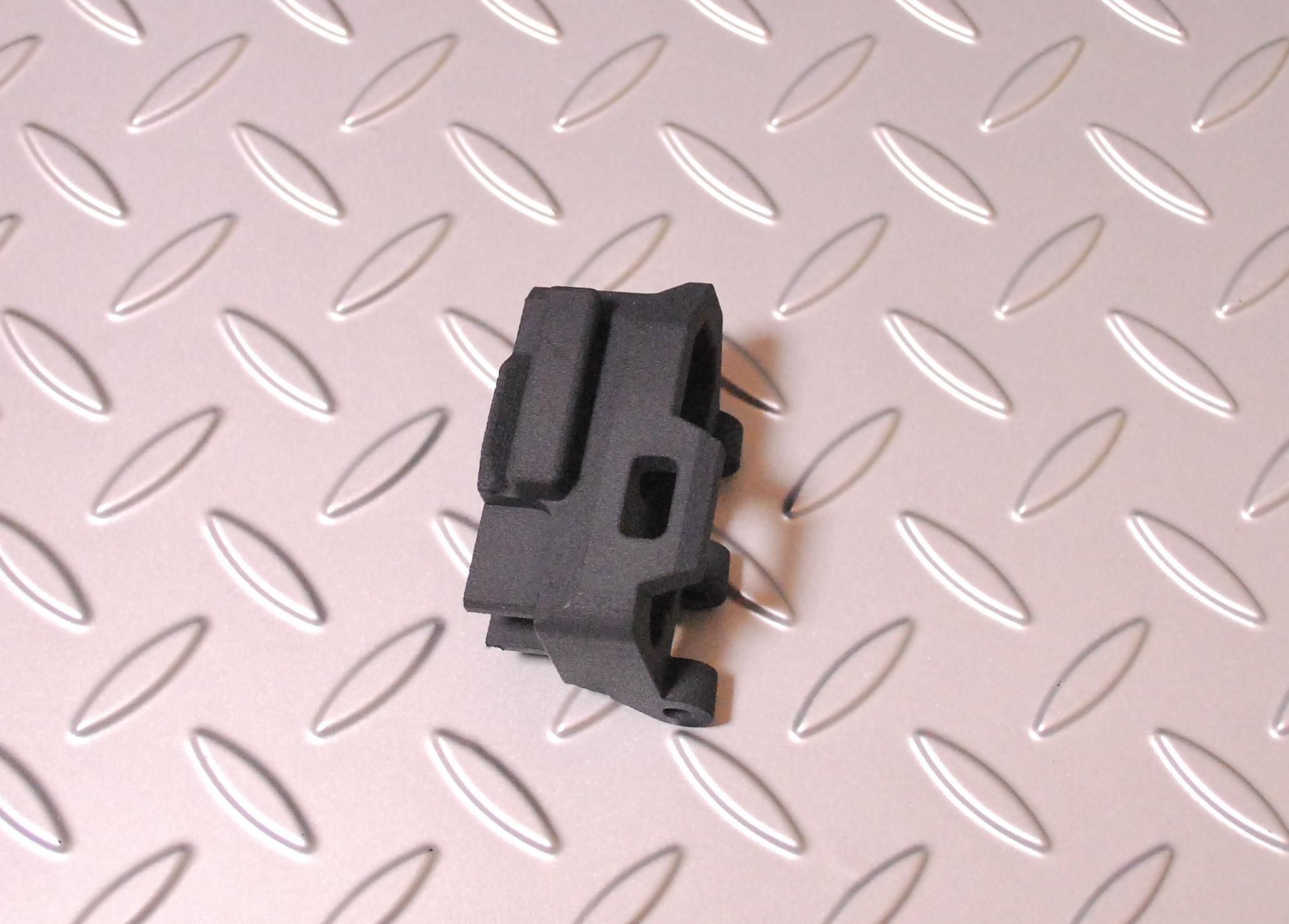 89式小銃用MASADAストックアダプター PTS ACRストック用 電動ガン用ガスブロ対応加工済み