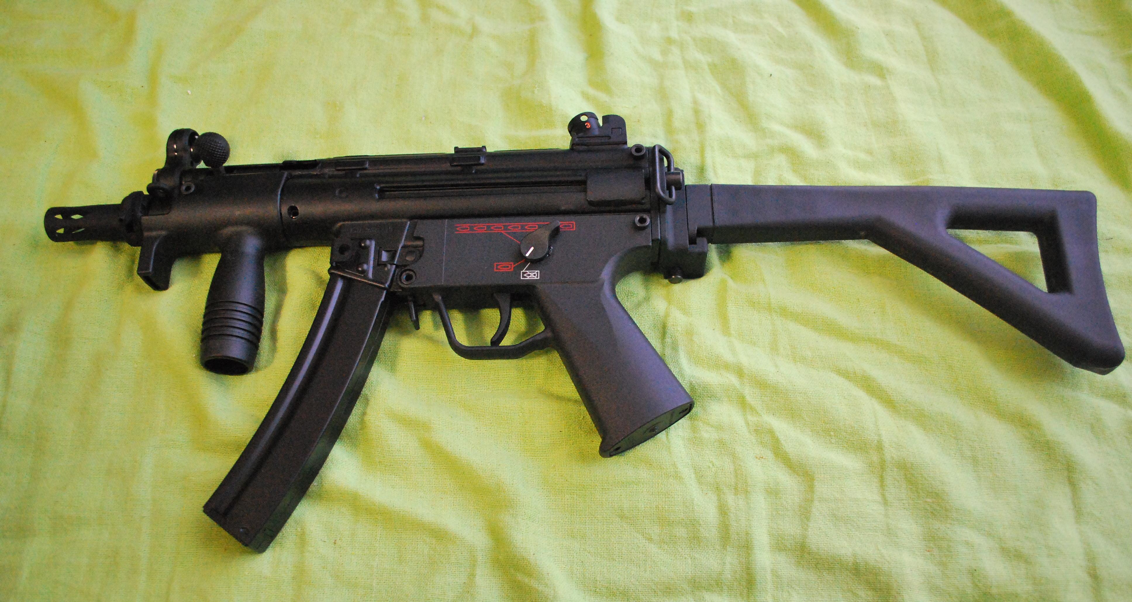 SRC 電動ガン MP5K-PDW SR5-PDW