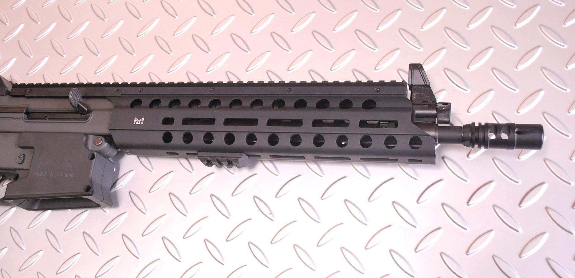 OTS 89式小銃用Mlok(エムロック)レールシステム