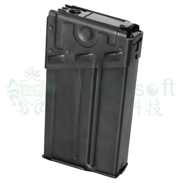 LCT パーツ 電動ガンG3A3用500連多弾マガジン リブ無 LC013