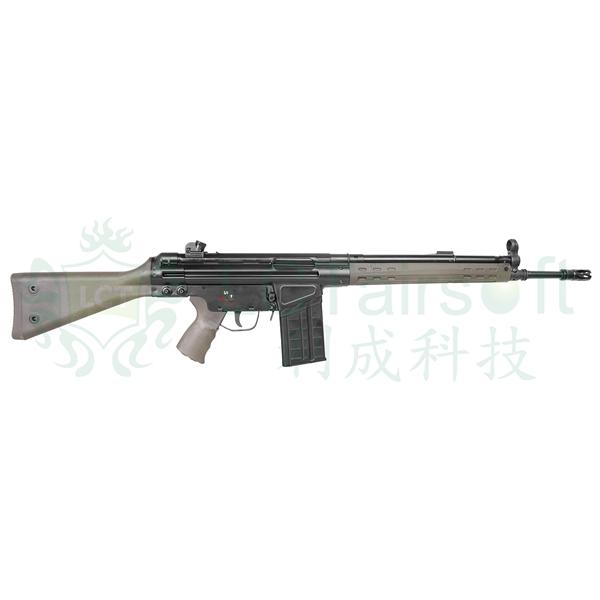 LCT フルメタル電動ガンG3A3(GR) LC-3A3-S(GR) AEG
