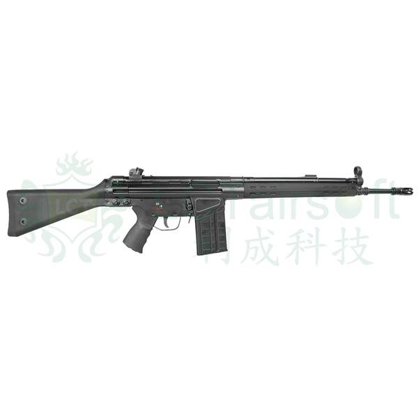 LCT フルメタル電動ガンG3A3(BK) LC-3A3-S(BK) AEG