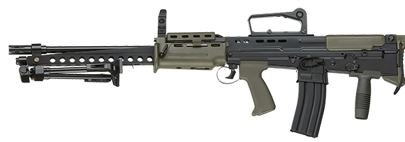 ICS L86A2LSW (Light Support Weapon)  ICS-86