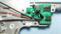 陽炎2型E M4系 Ver.2メカボックス後方配線用 電動ガン用電子トリガーハイパフォーマンスモデル