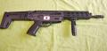 OTS 89式小銃用フラットレールシステム ショート 89式用レールハンドガード電動用