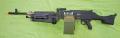 フルメタル電動ガン M240 RAS
