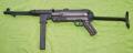 AGM MP40 シュマイザー ベークライトパネル