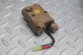 Vanaras AN/PEQ15 (TAN) 11.1Vバッテリー付