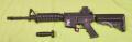G&D M4A1 CQB RIS GTW MAX3 BK