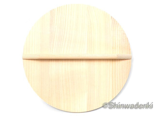 スプルス木蓋