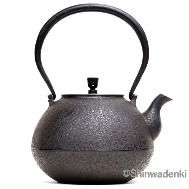 南部鉄器 鉄瓶 びひき2L