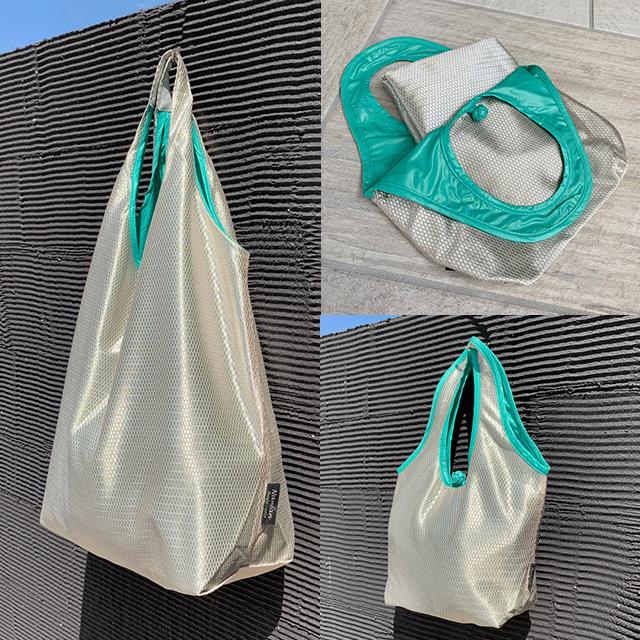 シャイニーペアバッグ 大小2個セット nanfan