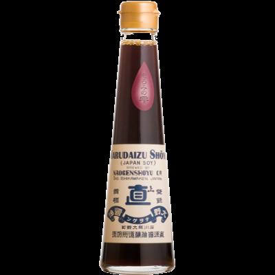 丸大豆醤油「もろみの雫」 120ml