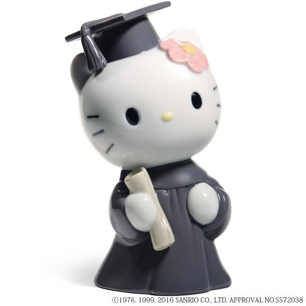 卒業 ハローキティ【02001750】