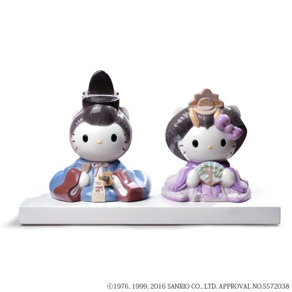 ハローキティ 雛人形【02001795】