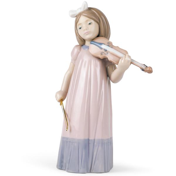 バイオリンの少女【02001034】