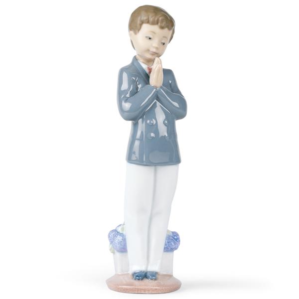 お祈りの時間<少年>【02001223】