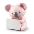 メッセージコアラちゃん(ピンク)【02001900】
