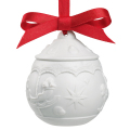 クリスマスボール〈雪の結晶〉【02001585】