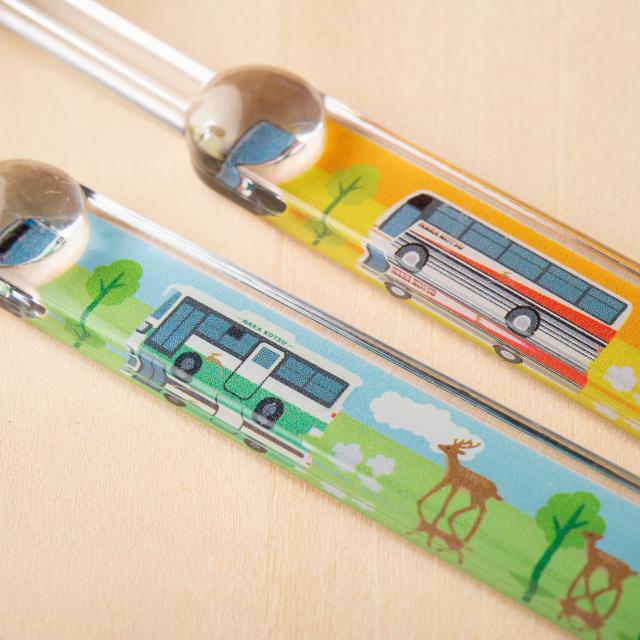 奈良交通,雑貨,バス