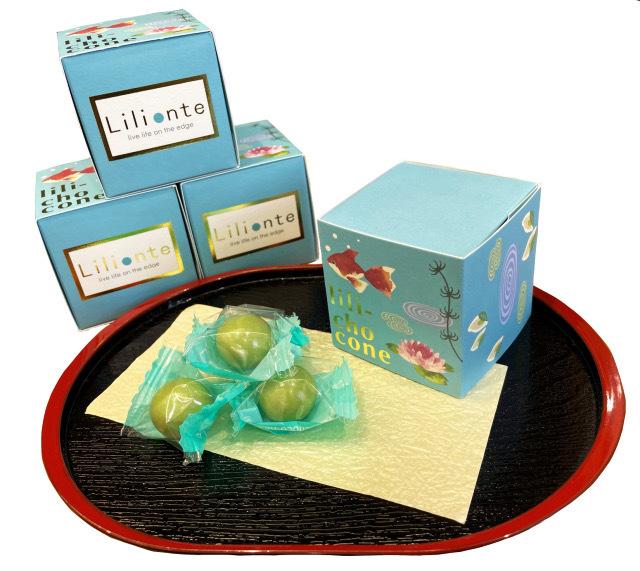 lili-chocone 大和抹茶